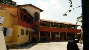 O Centro Cultural, onde eu trabalhei.