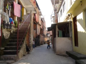 Favela Monte Azul